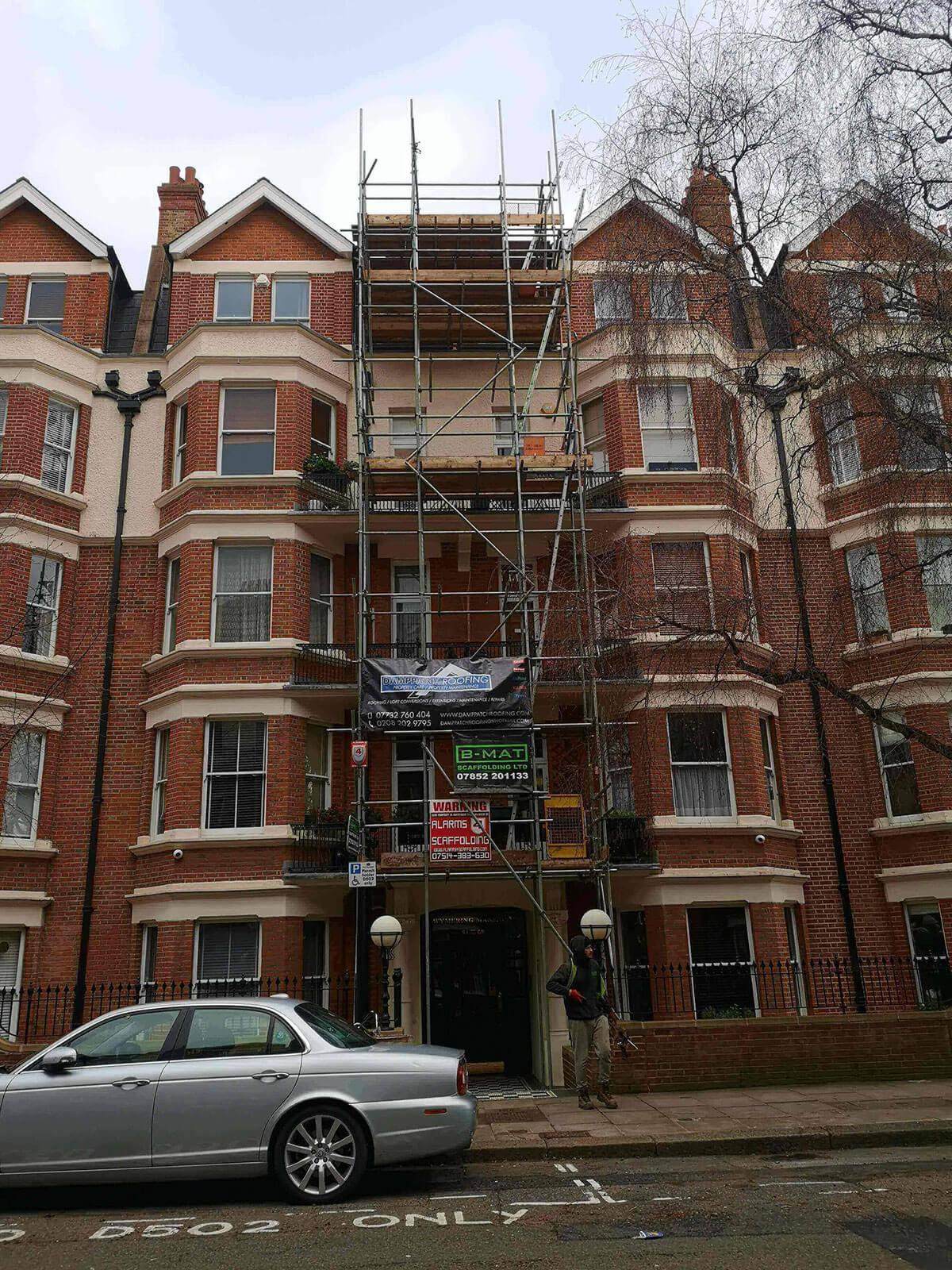 scaffolding hire company