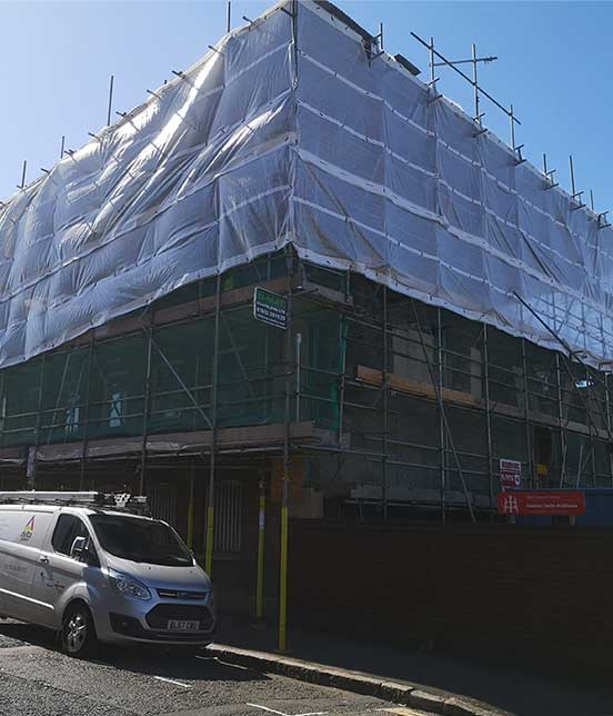B Mat Scaffolding Commercial Scaffolding Intro