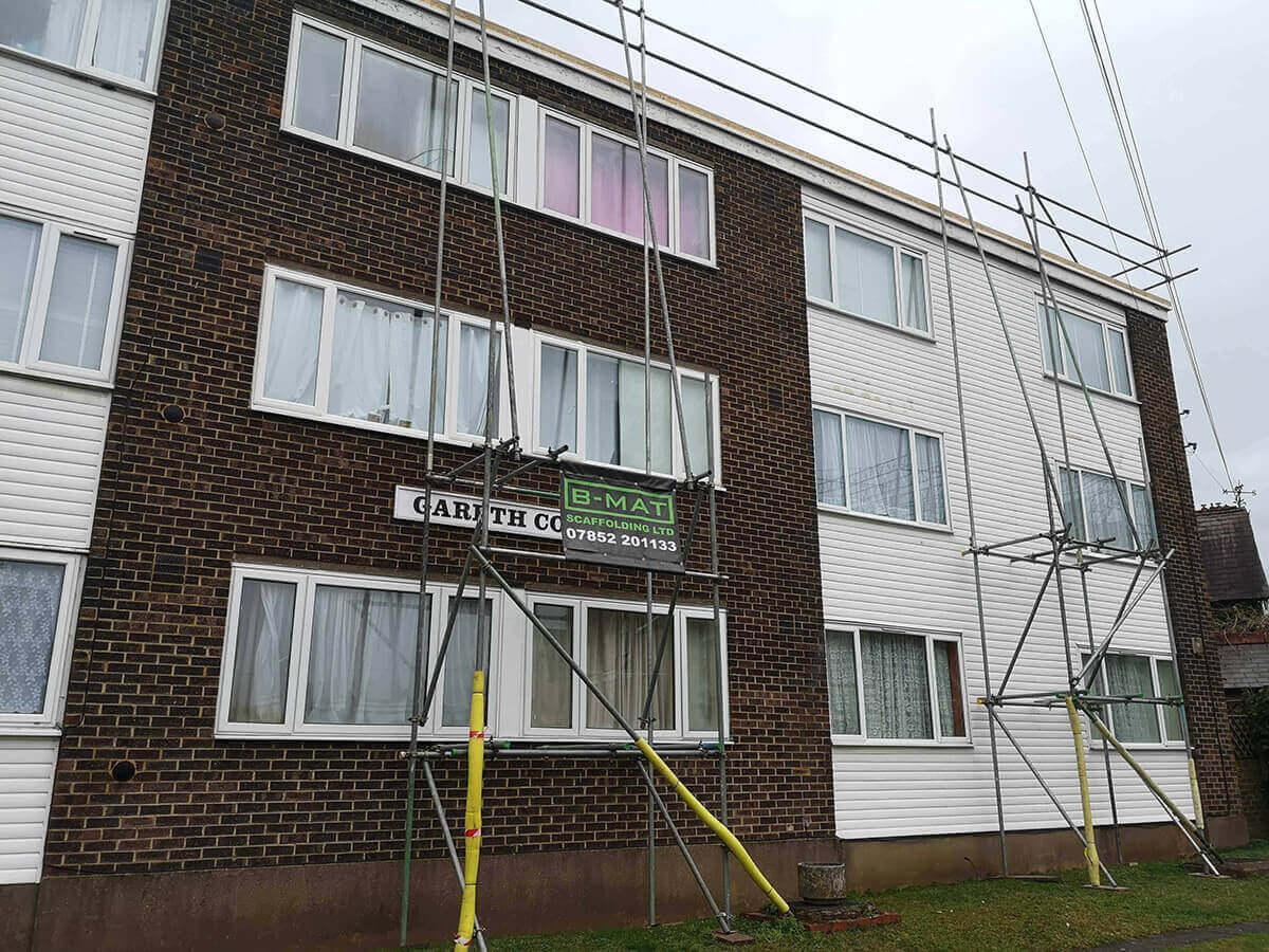 scaffolding Essex