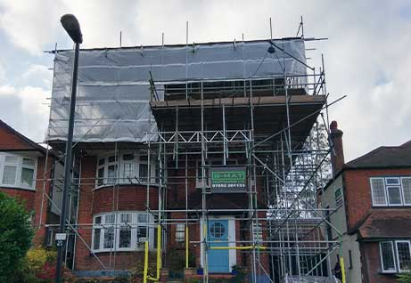 scaffold services Essex