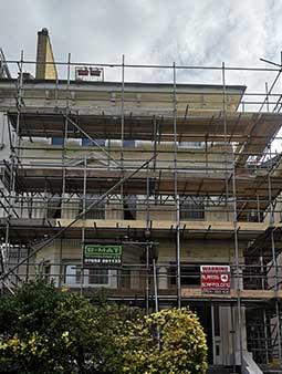 scaffolding companies near me Essex & London
