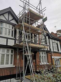 scaffolding hire Essex