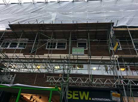 scaffolding company