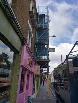 scaffold hire services