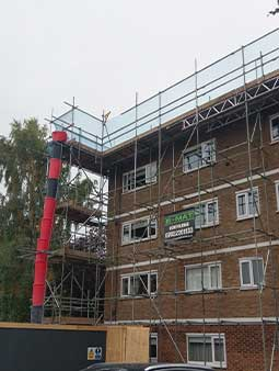 scaffolding hire services Essex