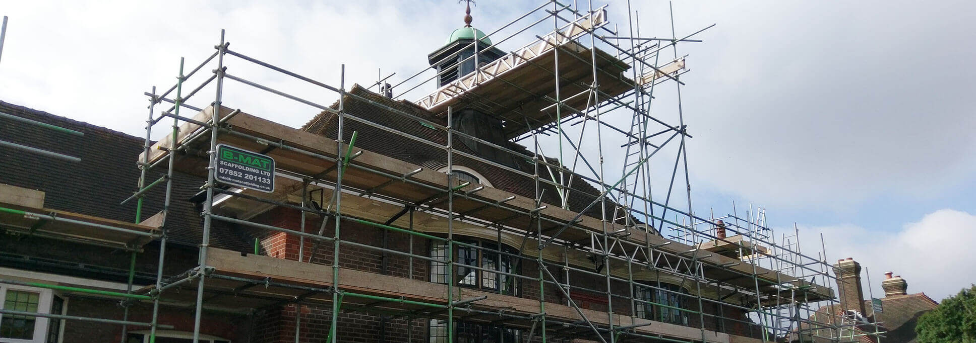 Scaffolding company London