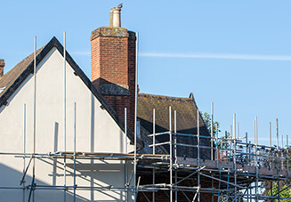 Chimney Scaffolds Essex