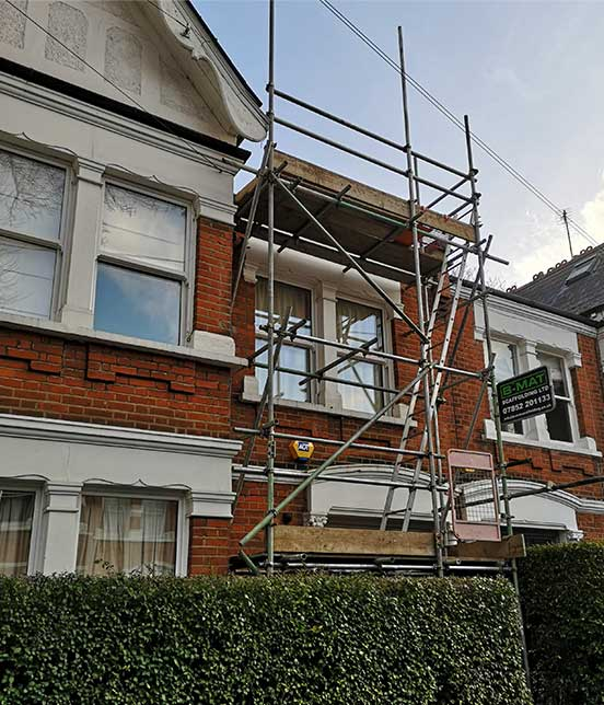 scaffolding hire Lambeth